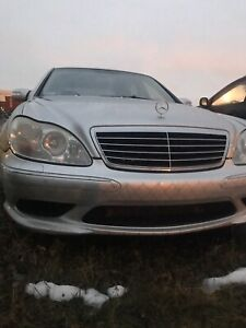 Mercedes s500 //AMG 4 Matic negotiable