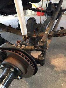 Dana 44 axles for sale