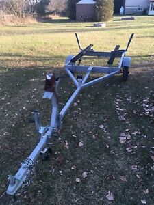 Small Boat Trailer, up to 16ft