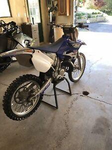 2008 Yamaha YZ125
