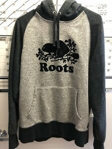 Roots hoodie - men's small