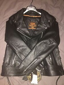 THE BEST LEATHER JACKET EVER