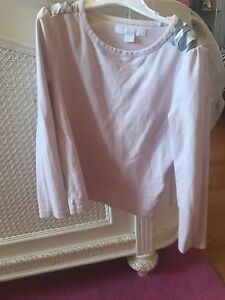 Burberry top size 5 for girls
