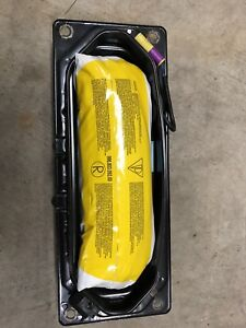 Porsche Boxster 986 Side  Door Airbags
