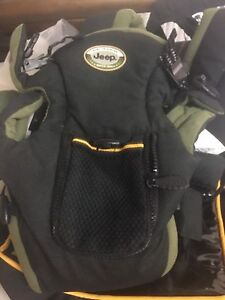 The Jeep 2-in-1 Baby Carrier and Infantino Sash Me Tai Carrier Leichhardt Leichhardt Area Preview
