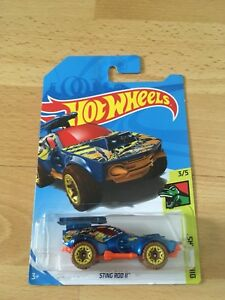 2018 Hot Wheels Treasure Hunt