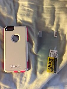 Iphone 6s plus case/screen protector