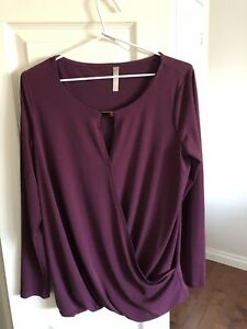 Maternity and nursing tops sizes S-M (4 tops)