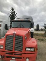 In Cn Edmonton truck for sale with job