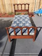 Antique bed Pearce Woden Valley Preview