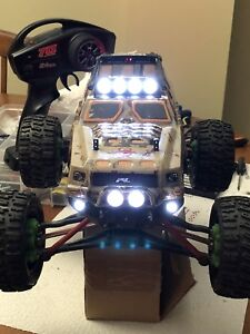 Rc car radio control traxxas