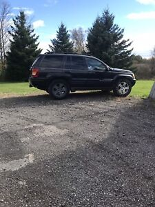 1999-04 Jeep Grand Cherokee part out / parts