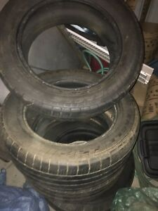 4 Goodyear Eagle LS-2   M/S