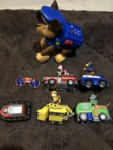 PAW PATROL INTERACTIVE MISSION CHASE & FIGS VEHICLES