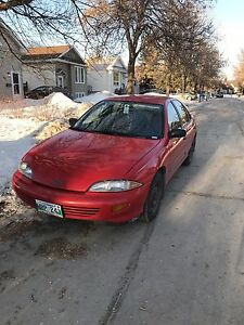 1997 Chevy Cavalier *SAFETIED*