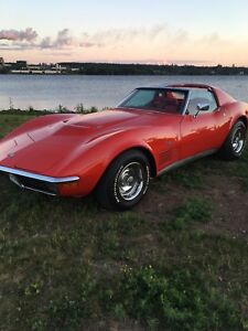 1971 Corvette Stingray 454/4SPD