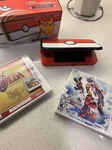 Nintendo 2DS XL Pokémon Edition