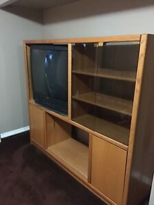 Free entertainment unit and TV!