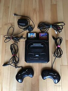 SEGA GENESIS FOR SALE