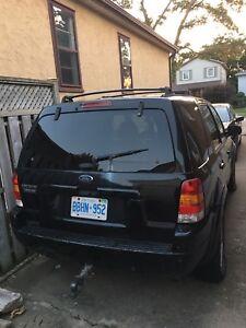 2003 Ford Escape Ltd 4x4