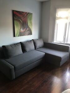 IKEA sectional - barely used