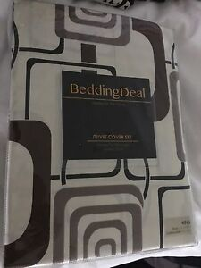 King quilt cover 450TC 100% cotton Bass Hill Bankstown Area Preview