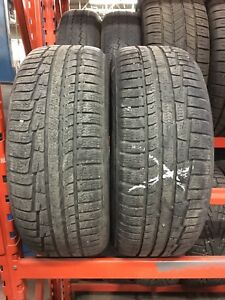 2 all weather tires NOKIAN WRG3