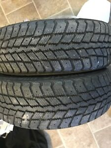 Winter Tires - 175/65/R14 x 2