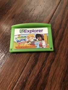 Leap frog Explorer- Jeu Éducatif Leap school Maths en anglais.