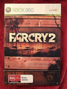 XBOX 360 Far Cry 2 Collector's Edition Narre Warren Casey Area Preview