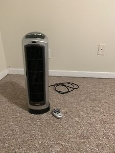 Electric tower heater
