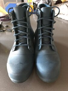 Hunter laced ankle boots 9 woman (40-41)