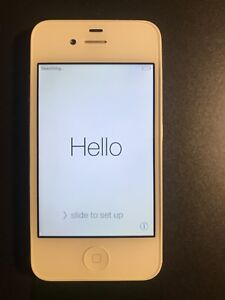 Unblocked iPhone 4S 16G