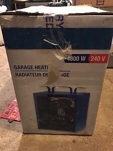 240v shop heater