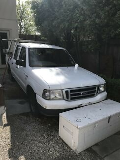 Wanted: Ford Courier 4 x 4 Good for Parts