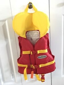 Child's life jacket up to 18kg