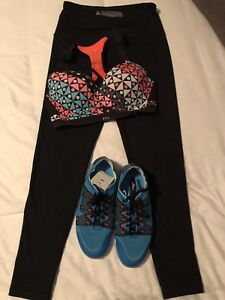Workout clothes Victoria's Secret and Nike