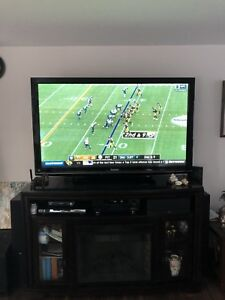 """65""""  Panasonic TV and Stereo Home Theatre System for sale"""