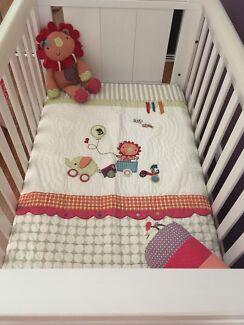 Mamas Papas Jamboree Nursery Bedding Decor
