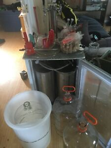 Complete home brew keg kit