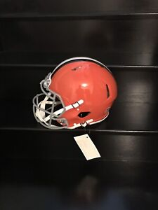 Cleveland Browns Authentic Official Size NFL Helmet