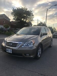 2010 HONDA ODYSSEY TOURING FULLY LOADED