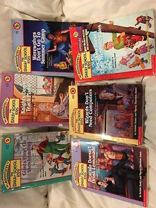 6 bailey school kids books
