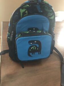 BackPack and Lunch Kit