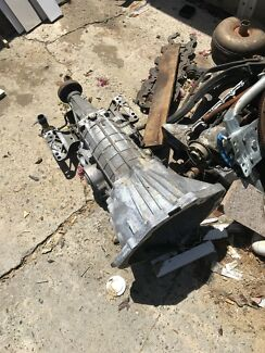 Ba falcon engine and gear box free