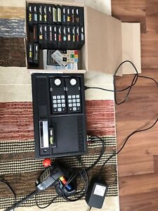 Colecovision Console with 26 games