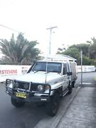 1993 Toyota landcruiser  rv 4x4 4.2L diesel ute Wamberal Gosford Area Preview