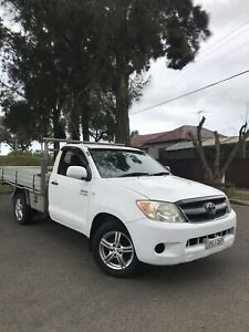 Toyota Hilux Workmate 2006 2.7