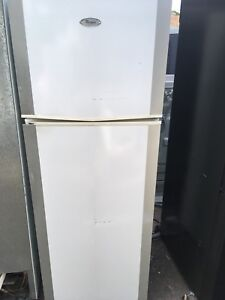 Whirlpool 350L fridge