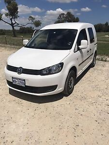 2013 Vw Caddy TDI AUTO 5dr Madeley Wanneroo Area Preview